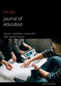 IAFOR Journal of Education Volume 5 Special Issue
