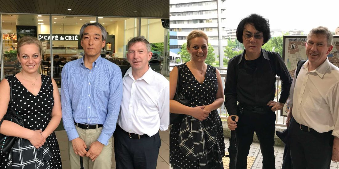 """UCL/IAFOR """"Design for Ageing: East Meets West"""" Research Project comes to Japan"""