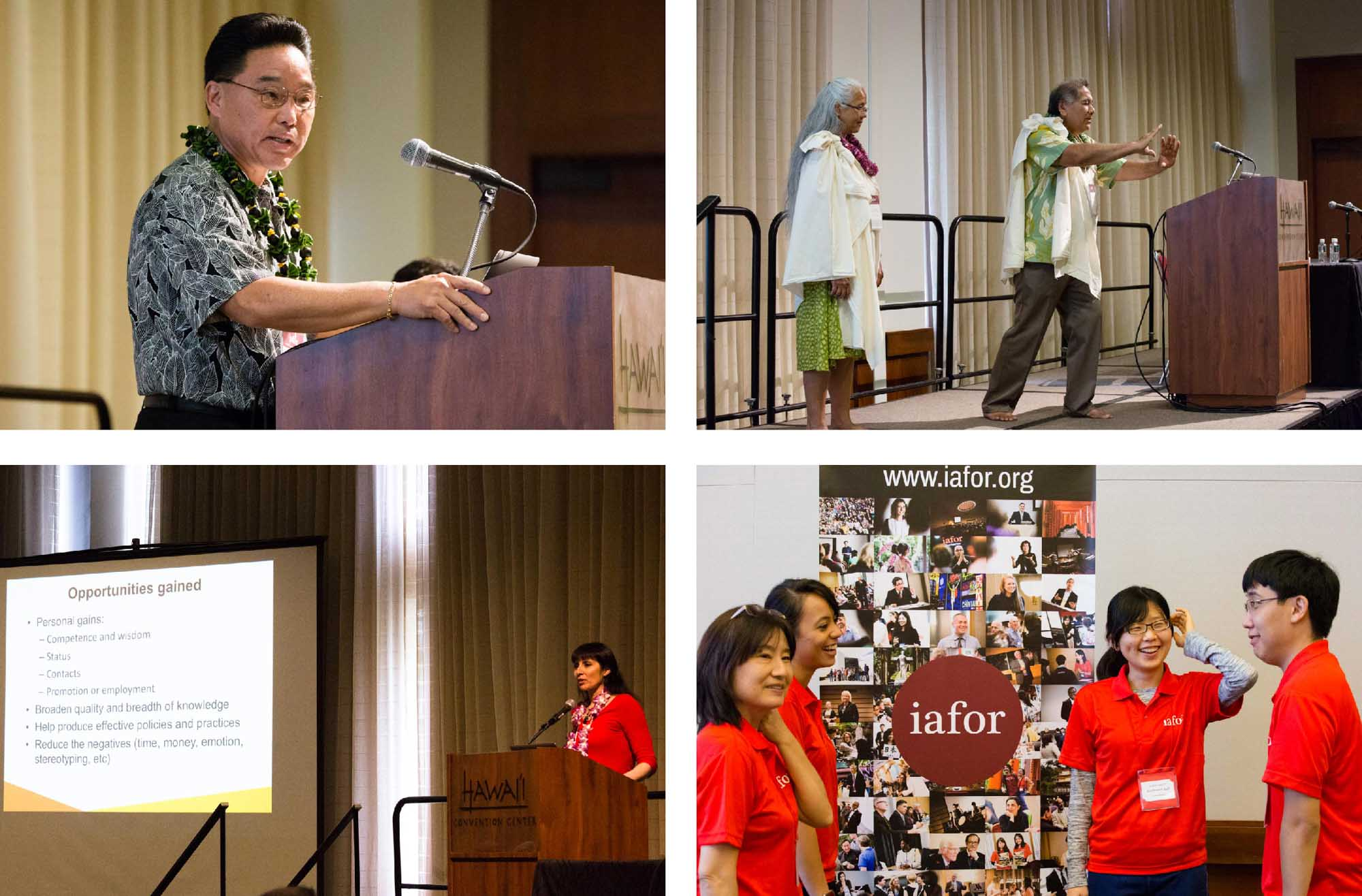 IAFOR Hawaii Conference Series 2019 - Conference Photographs