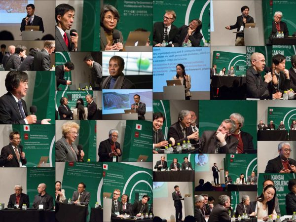 Kansai-Resilience-Forum-presenters-collage
